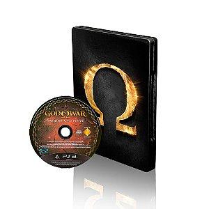 Jogo God of War: Origins Collection - PS3
