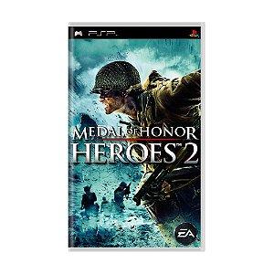 Jogo Medal of Honor: Heroes 2 - PSP