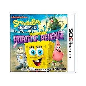 Jogo Spongebob Squarepants: Plankton's Robotic Revenge - 3DS
