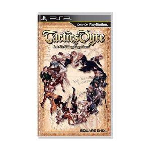 Jogo Tactics Ogre Let us Cling Together - PSP