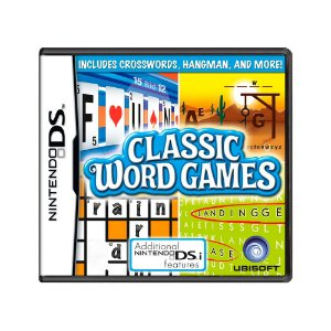 Jogo Classic Word Games - DS