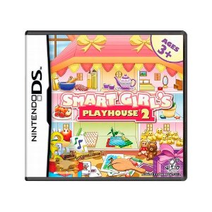 Jogo Smart Girl's Playhouse 2 - DS
