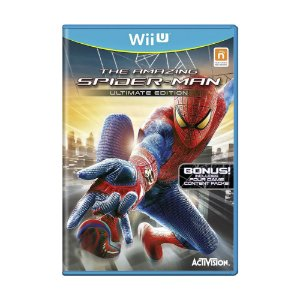 Jogo The Amazing Spider-Man - Wii U