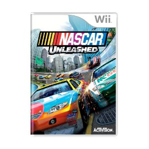 Jogo NASCAR Unleashed - Wii