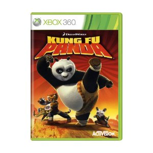 Jogo Kung Fu Panda - Xbox 360
