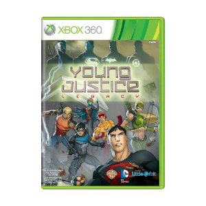 Jogo Young Justice Legacy - Xbox 360