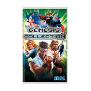 Jogo Sega Genesis Collection - PSP