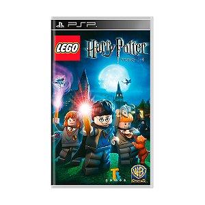 Jogo LEGO Harry Potter: Years 1-4 - PSP