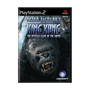 Jogo Peter Jackson's King Kong: The Official Game of The Movie - PS2