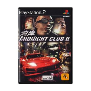 Jogo Midnight Club 2 - PS2