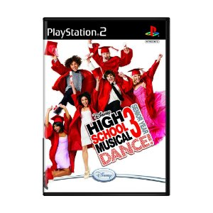 Jogo High School Musical 3: Senior Year Dance - PS2