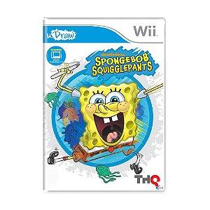 Jogo Spongebob Squigglepants - Wii