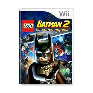 Jogo LEGO Batman 2: DC Super Heroes - Wii