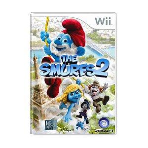 Jogo The Smurfs 2 - Wii