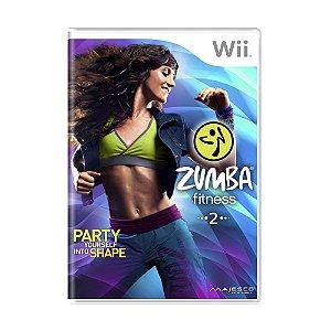Jogo Zumba Fitness 2 - Wii