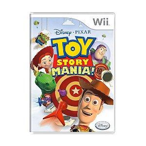 Jogo Toy Story Mania - Wii