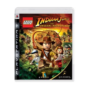 Jogo LEGO Indiana Jones: The Original Adventures - PS3