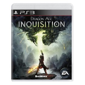 Jogo Dragon Age Inquisition - PS3