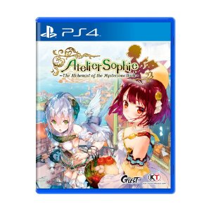 Jogo Atelier Sophie: The Alchemist of The Mysterious Book - PS4