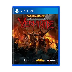 Jogo Warhammer: End Times Vermintide - PS4