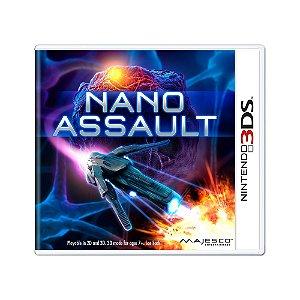 Jogo Nano Assault - 3DS