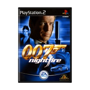 Jogo 007 Nightfire - PS2