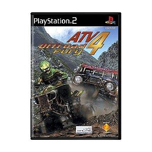Jogo ATV Off Road Fury 4 - PS2