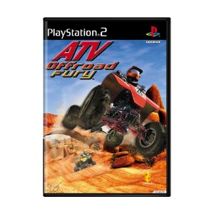 Jogo ATV Off Road Fury - PS2