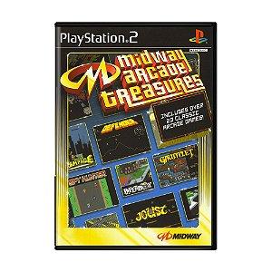 Jogo Midway Arcade Treasures - PS2