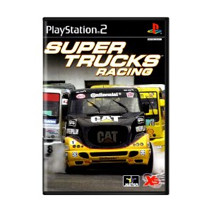 Jogo Super Trucks Racing - PS2
