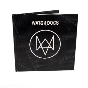 Artbook Watch Dogs