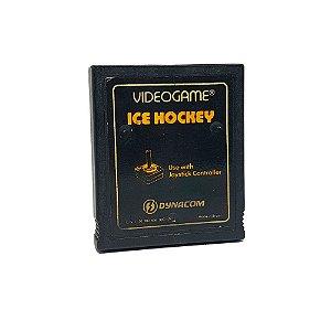 Jogo Ice Hockey - Atari