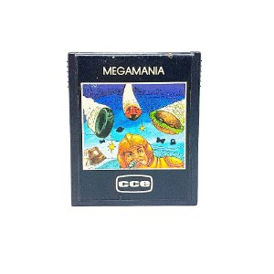 Jogo Megamania - Atari