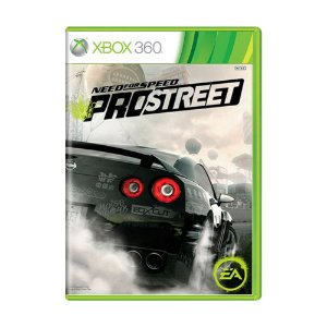 Jogo Need for Speed Pro Street - Xbox 360