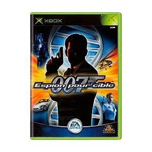 Jogo 007 Espion pour Cible - Xbox