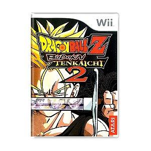 Jogo Dragon Ball Z: Budokai Tenkaichi 2 - Wii