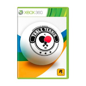 Jogo Table Tennis - Xbox 360