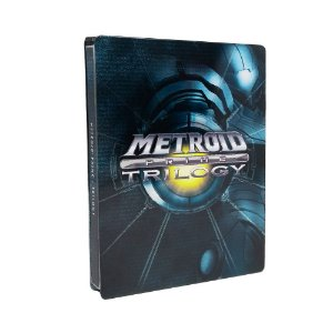 Jogo Metroid Prime Trilogy (Collector's Edition) - Wii