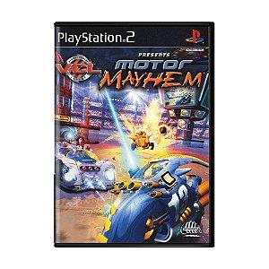 Jogo Motor Mayhem - PS2
