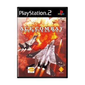 Jogo Ace Combat Zero: The Belkan War - PS2