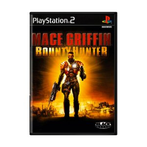 Jogo Mace Griffin: Bounty Hunter - PS2