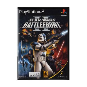 Jogo Star Wars: Battlefront II - PS2