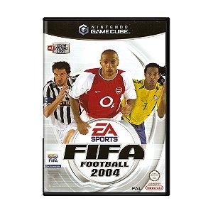 Jogo Fifa Soccer 2004 - GameCube