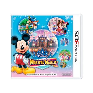 Jogo Magical World - 3DS