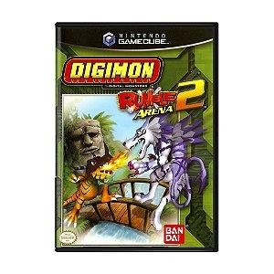 Jogo Digimon Rumble Arena 2 - GC - GameCube