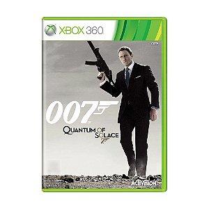 Jogo 007 Quantum of Solace - Xbox 360