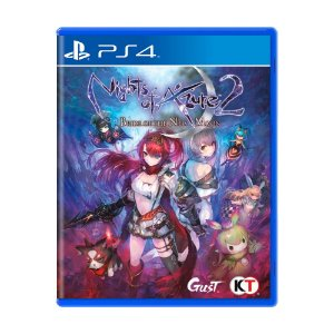 Jogo Nights of Azure 2: Bride of The New Moon - PS4