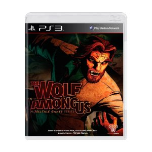 Jogo The Wolf Among Us - PS3
