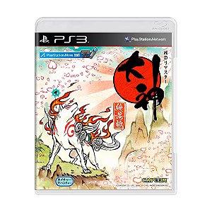 Jogo Okami - PS3
