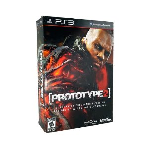 Jogo Prototype 2 (Blackwatch Collector's Edition) - PS3